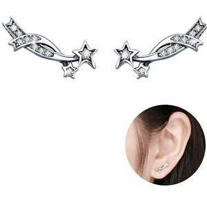 NEW Star Climber Earrings 925